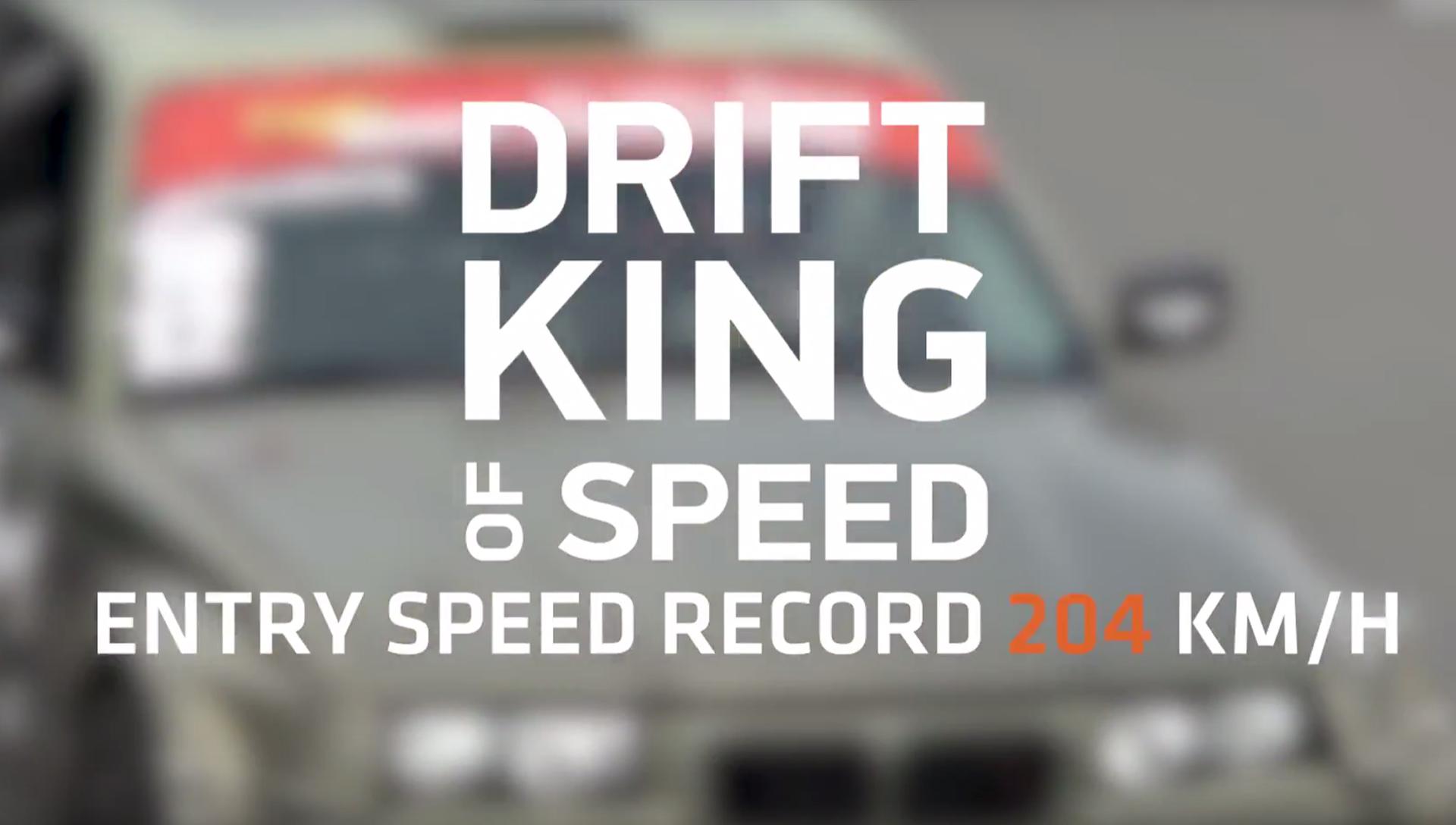 DRIFT KING OF SPEED 204 KM/H - KRISTAPS BLUŠS - ENEOS RIGA SUMMER RACE 2017