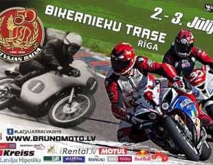 Biķerniekos šogad notiks vērienīgas motošosejas sacensības