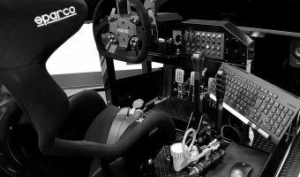 Biķernieku trase piedāvā unikālu satiksmes un autosacīkšu simulatoru