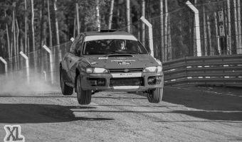 RX testu diena Biķernieku trasē