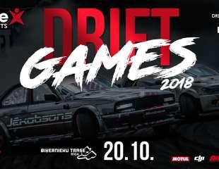 Drift games 2018