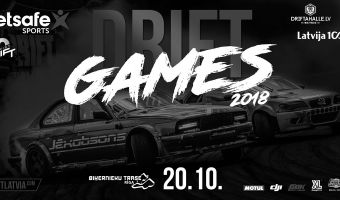 Drift games 2018