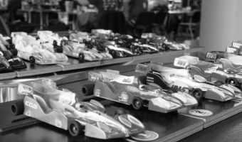 Latvijas skolēnu čempionāts trases automodelismā