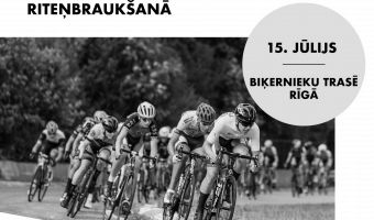 15. jūlijā Biķernieku trasē notiks Rīgas lielās balvas sacensības riteņbraukšanā