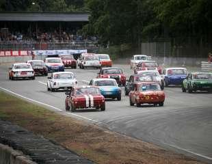 """""""Dzintara aplis"""" vēsturisko automašīnu čempionāts nākamgad norisināsies visās trīs Baltijas valstīs"""
