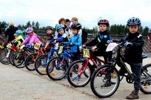Bērnu velosacensības